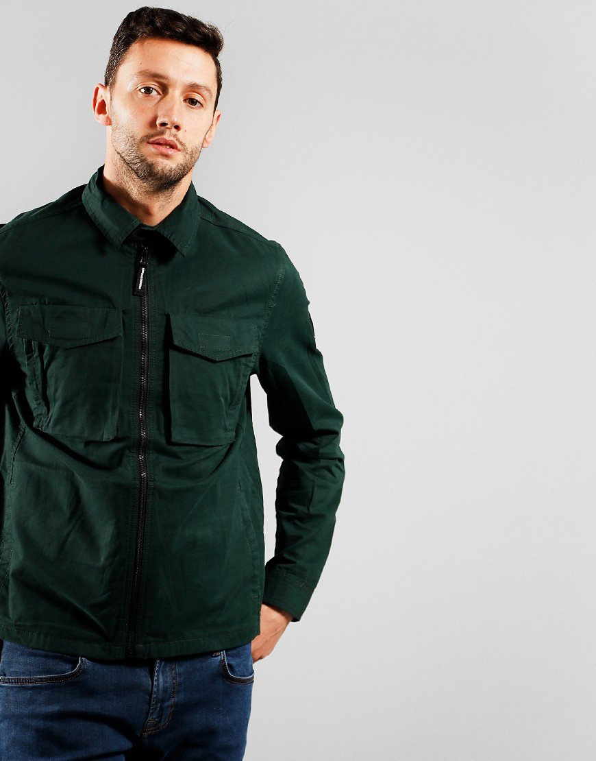 Weekend Offender Pileggi Jacket Deep Forest