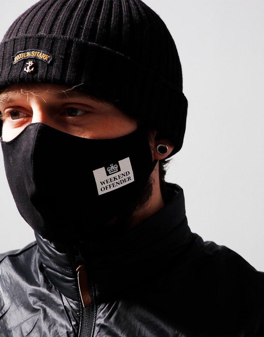 Weekend Offender Prison Mask Black