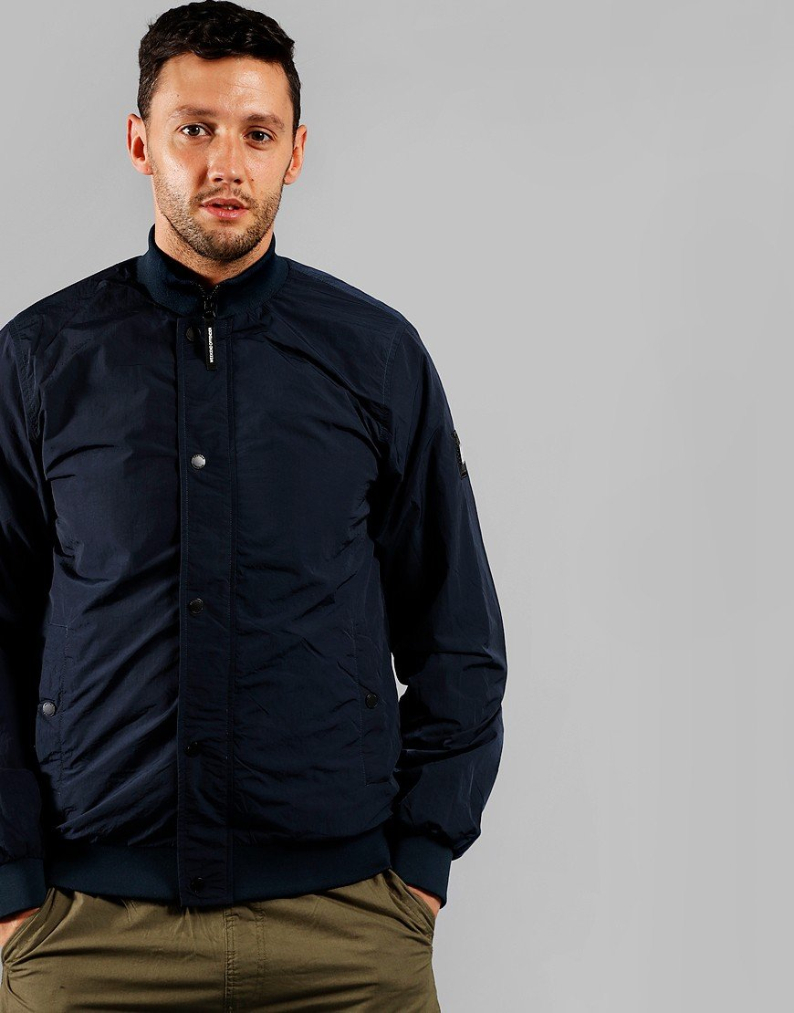 Weekend Offender Riberalata Jacket Navy
