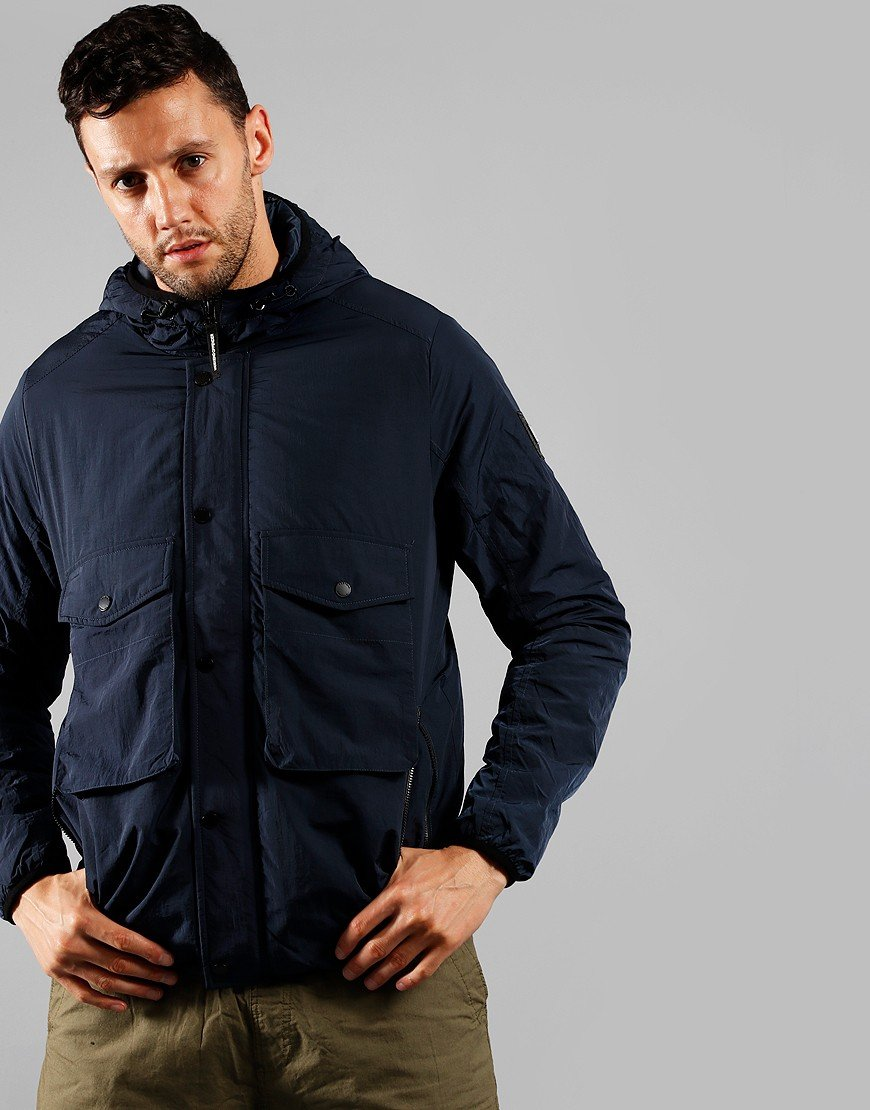 Weekend Offender Salinas Jacket Navy
