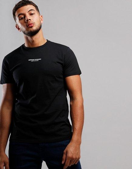 Weekend Offender Santiago T-Shirt Black