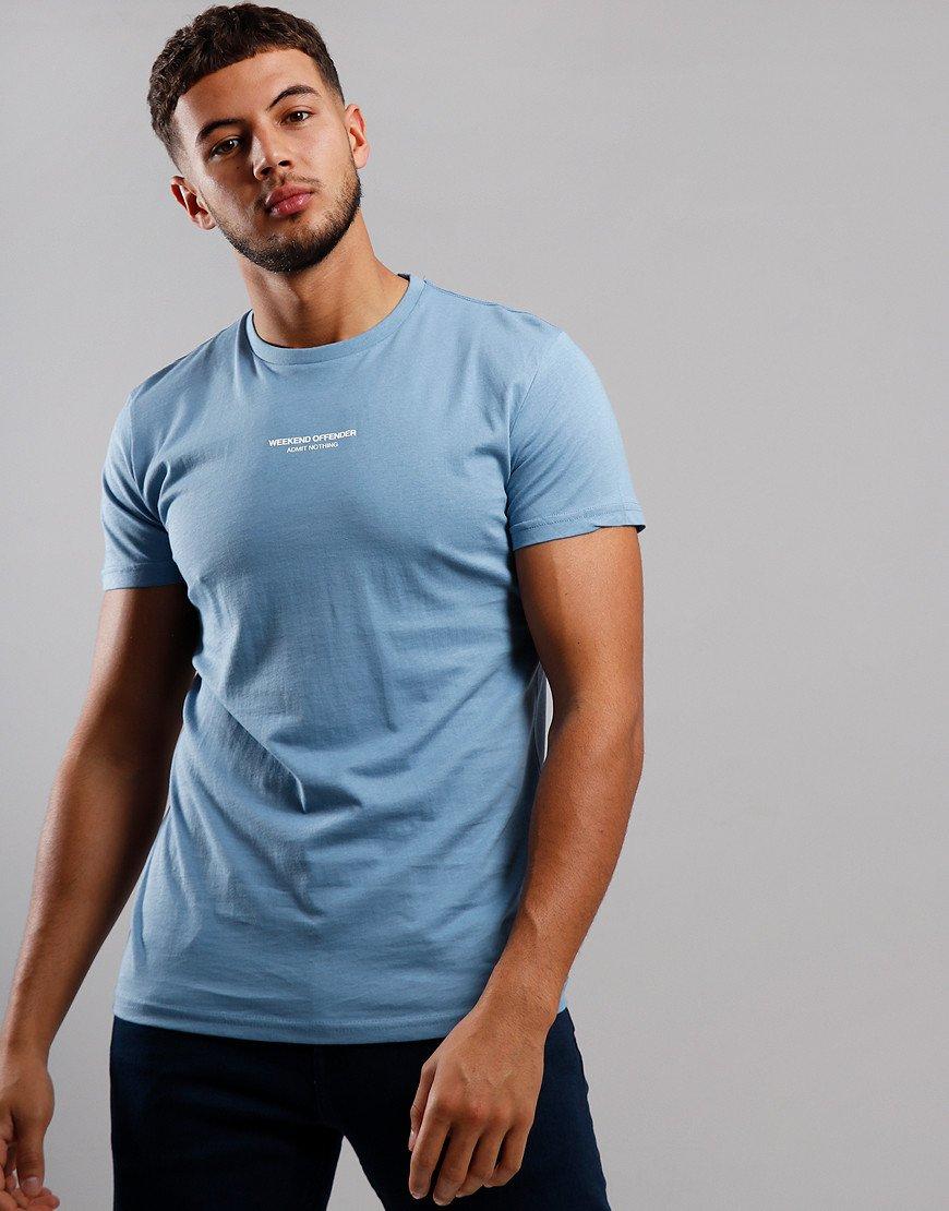 Weekend Offender Santiago T-Shirt Lake