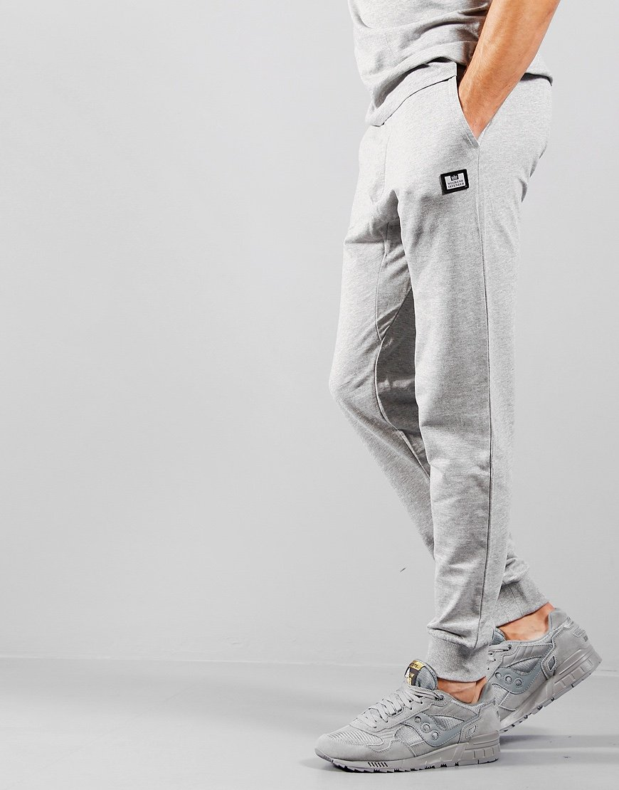 Weekend Offender Shadoe Jog Pants Grey Marl
