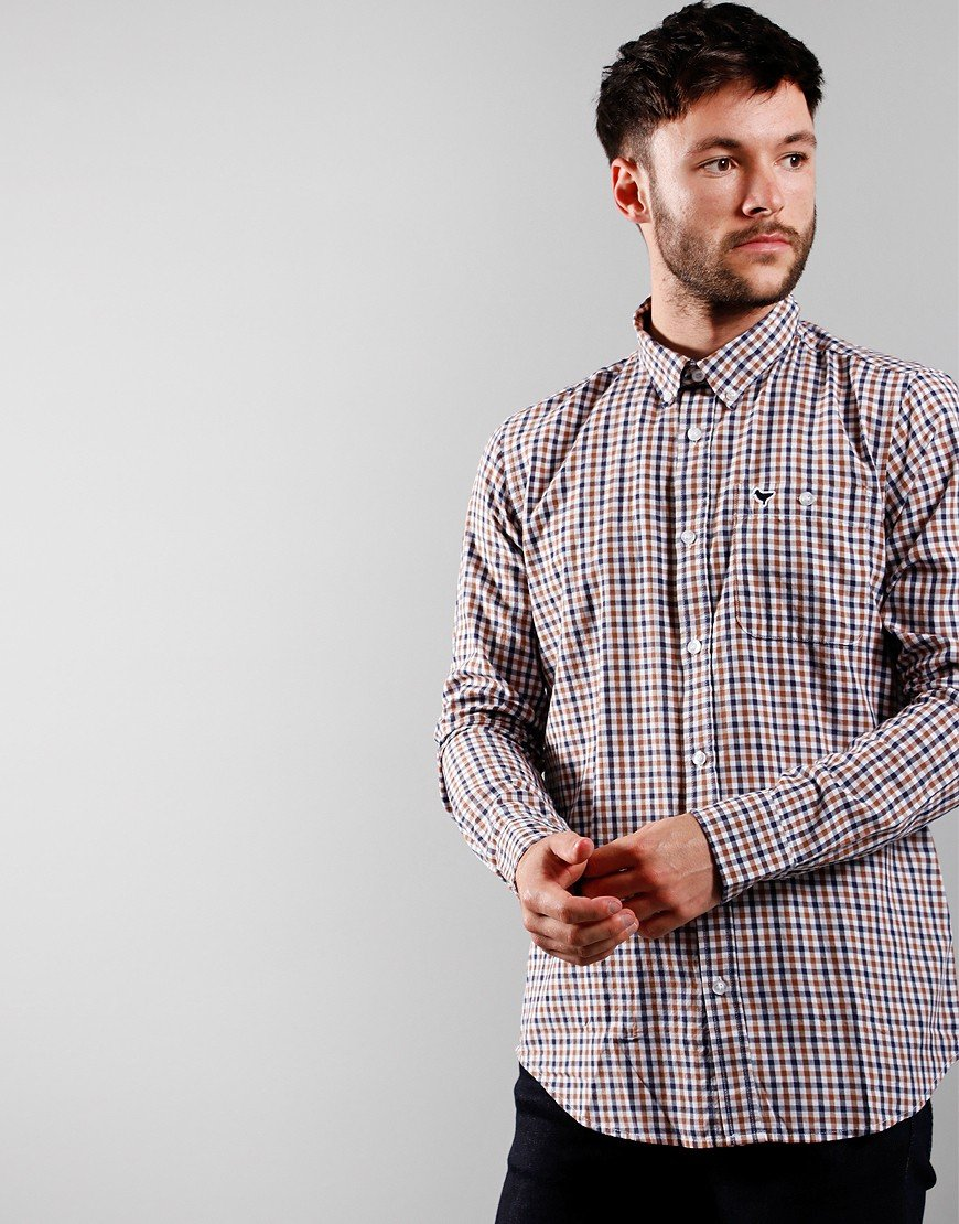 Weekend Offender Check Shirt Woody