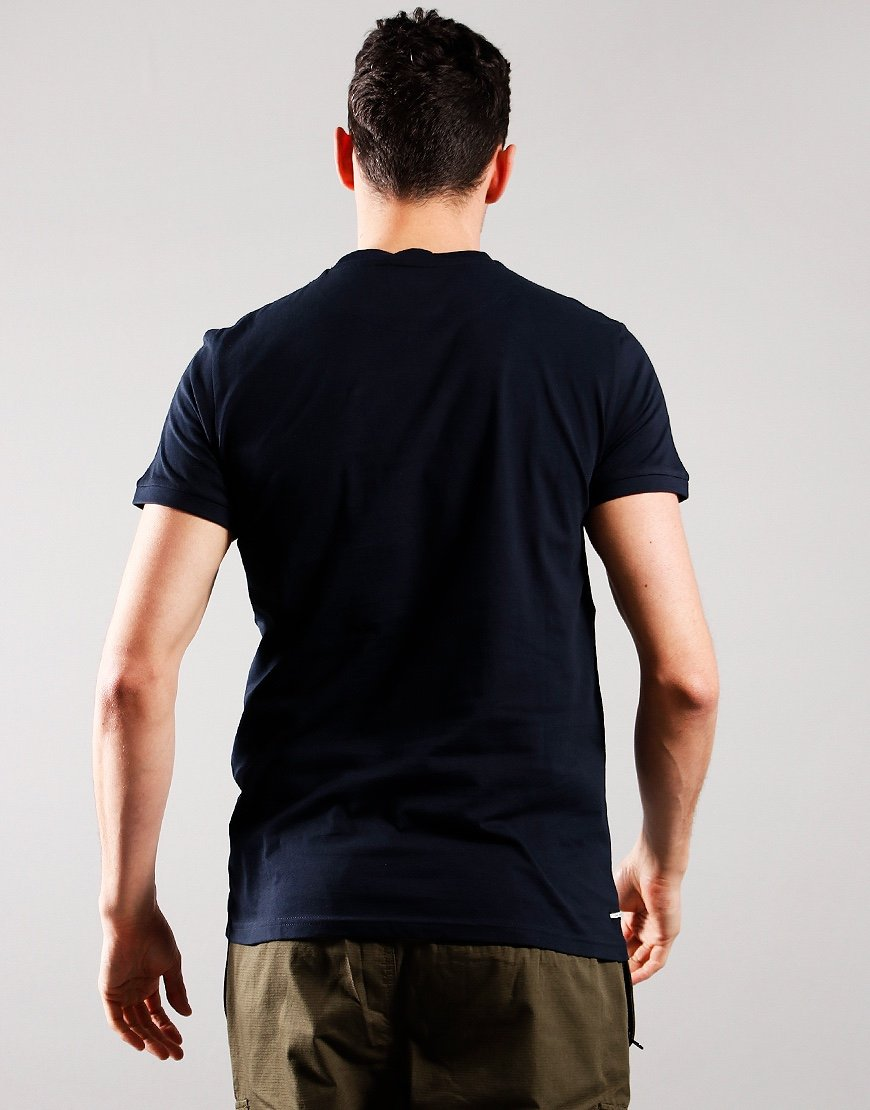 Weekend Offender Sima T-Shirt Navy/White