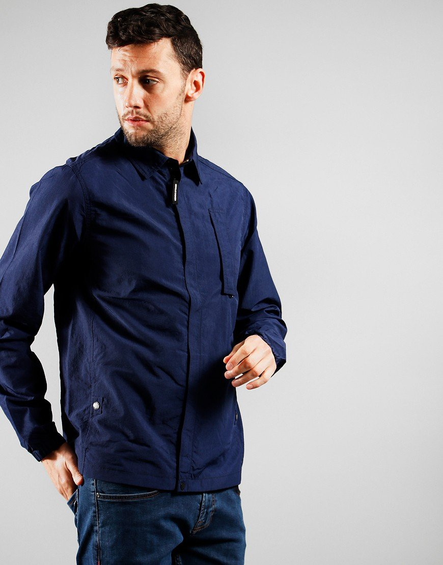 Weekend Offender Sorvino Jacket Bright Navy