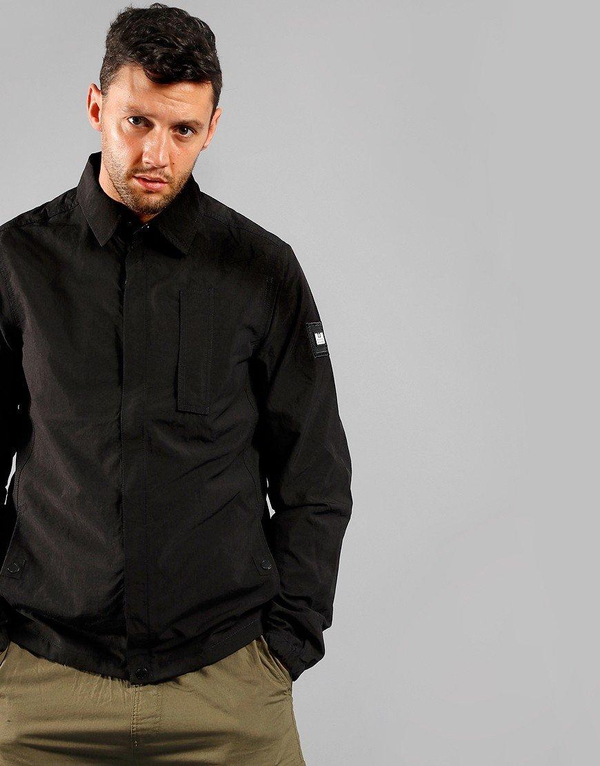 Weekend Offender Sorvino Jacket Black
