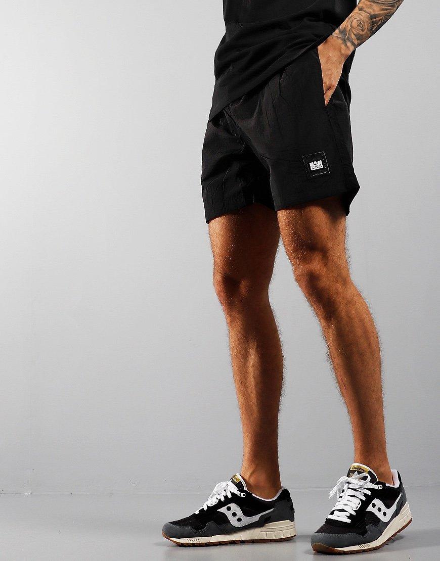 Weekend Offender Stacks Shorts Black