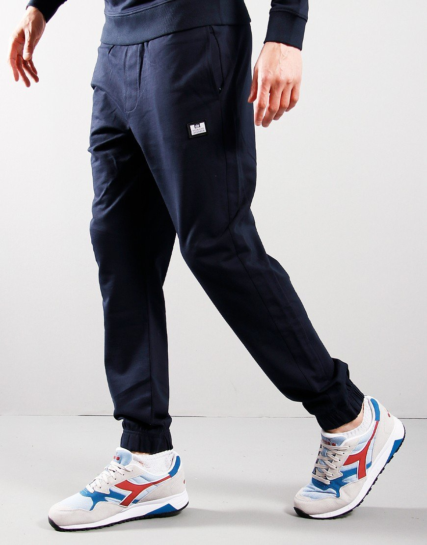 Weekend Offender Shadoe Track Pants Navy