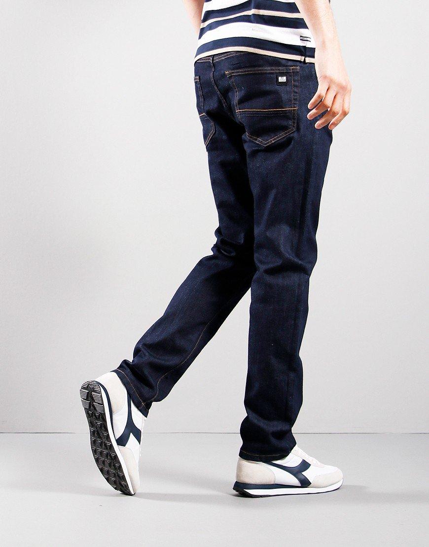 Weekend Offender Tapered Jeans Dark Rinsed