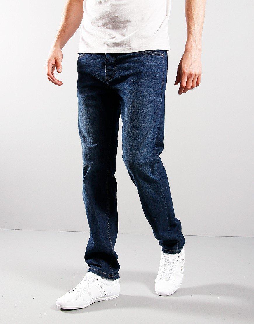 Weekend Offender Tapered Jeans Dark Vintage