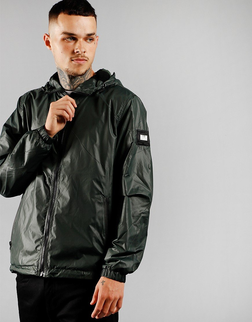 Weekend Offender Technician Jacket Forest