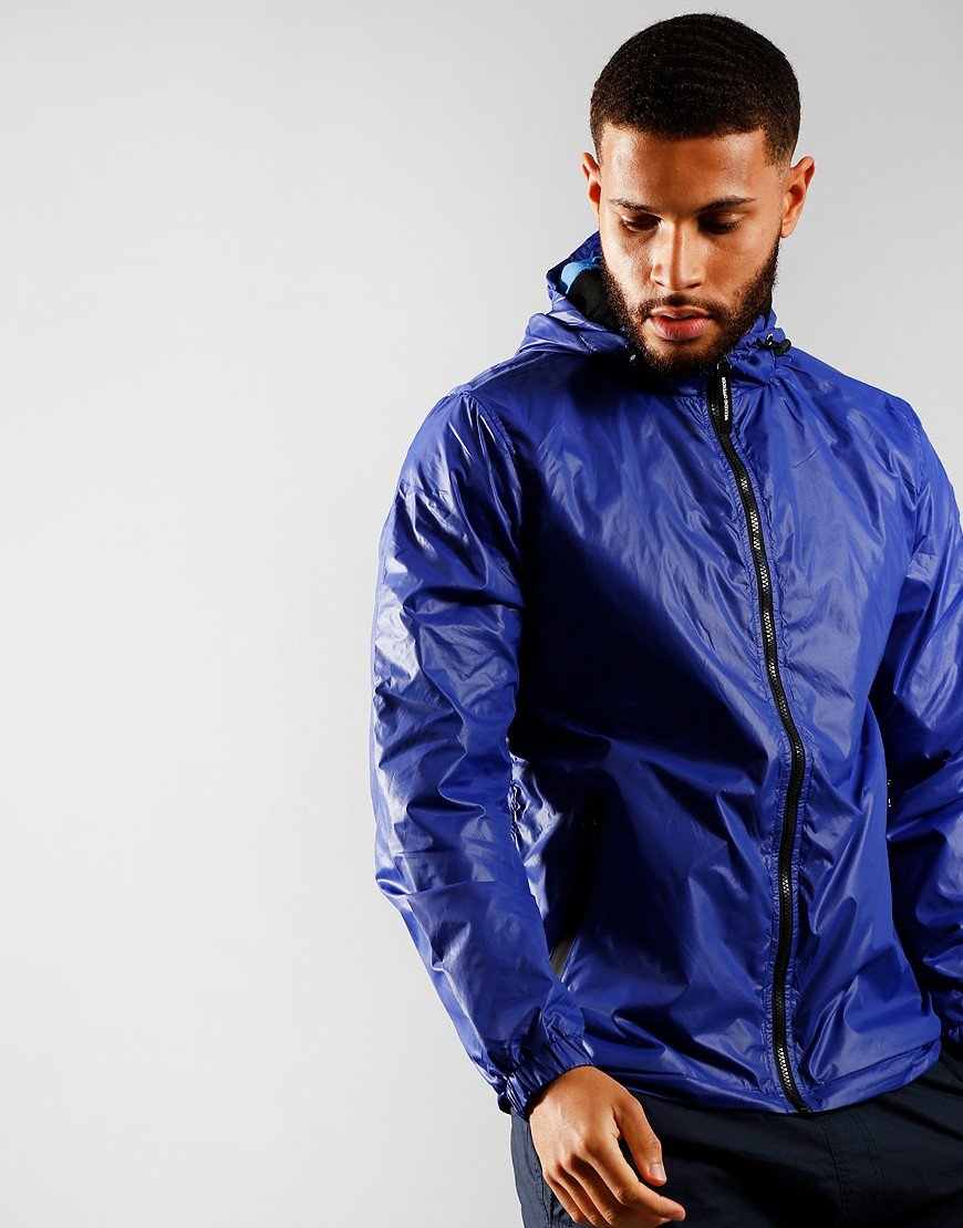 Weekend Offender Technician Jacket Marine