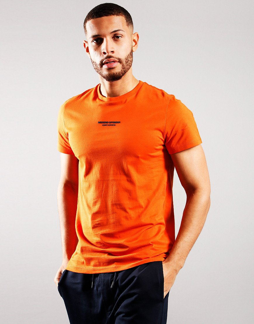 Weekend Offender WOAN T-Shirt Orange