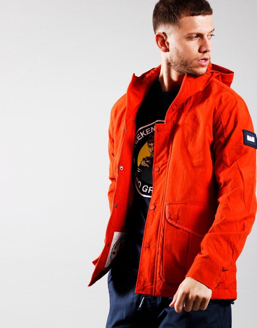 Weekend Offender x Leo Gregory LG Jacket Orange