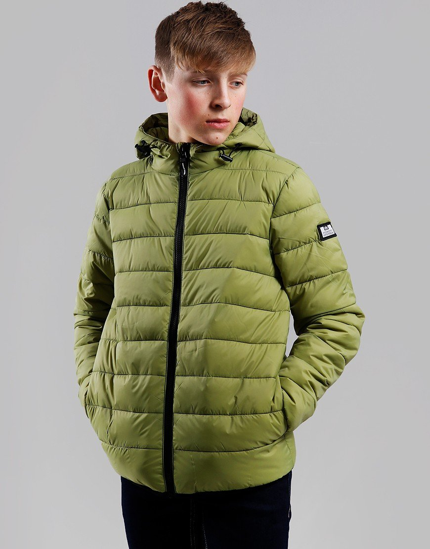 Weekend Offender Kids Frazier Jacket Nettle