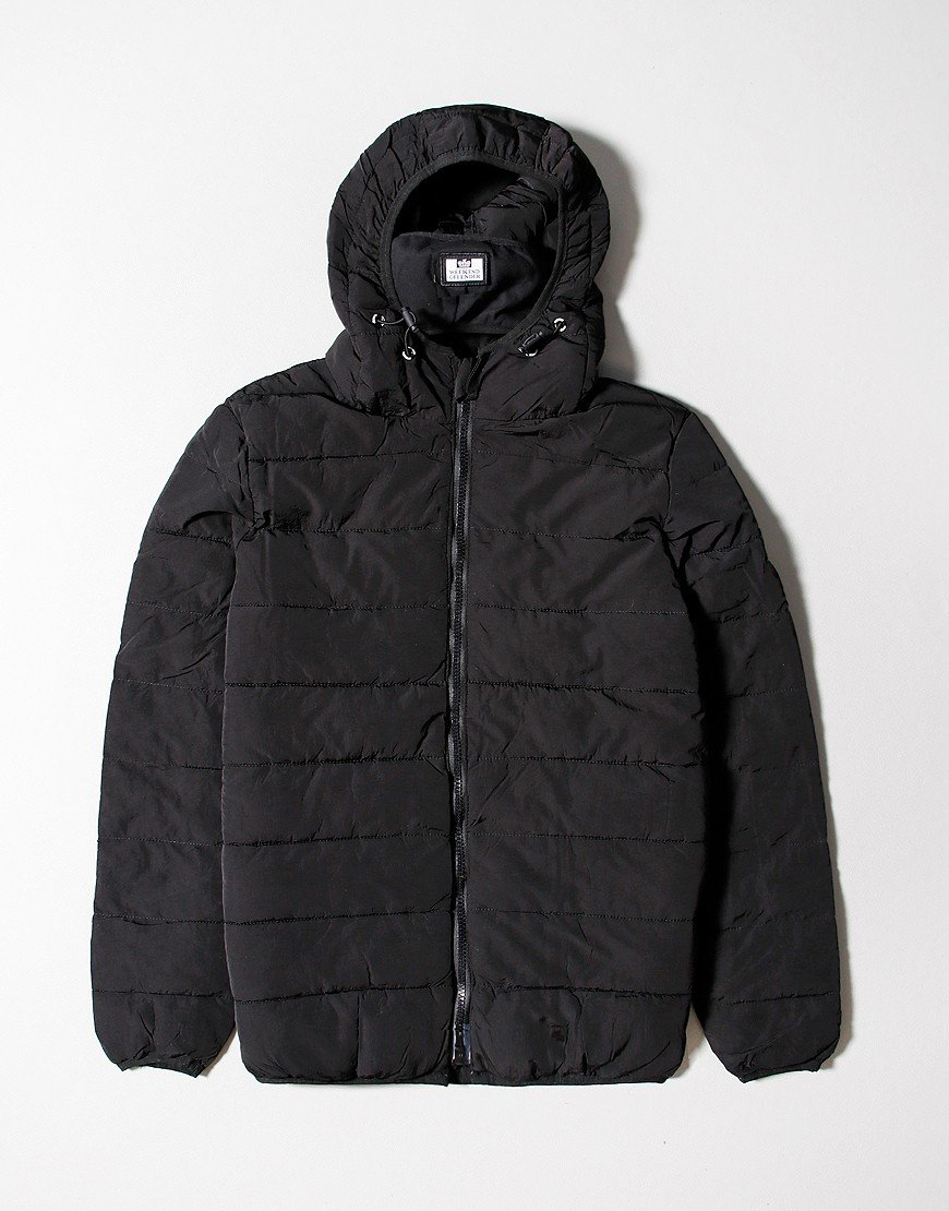 Weekend Offender Kids La Guardia Jacket Black