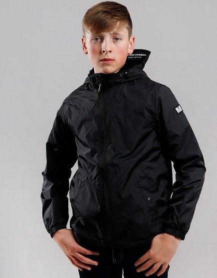 Weekend Offender Kids Technician Jacket Black