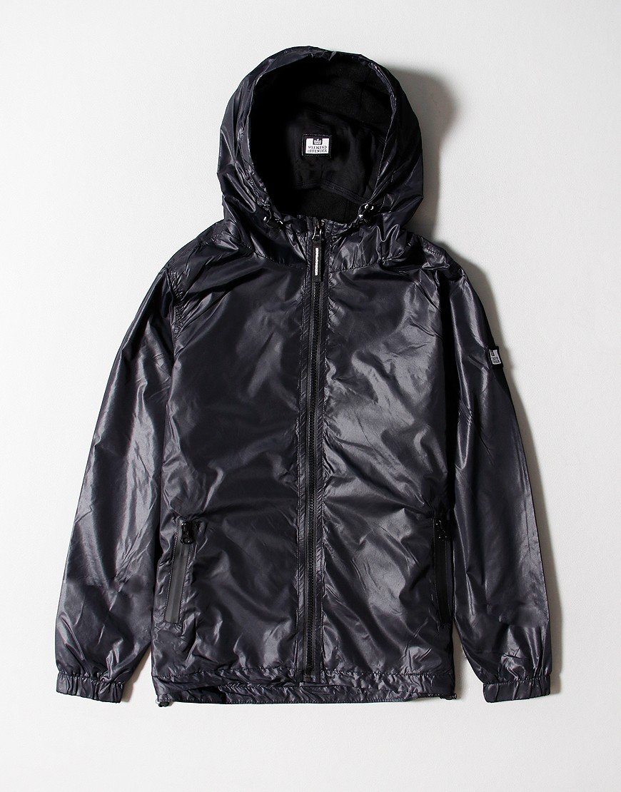 Weekend Offender Kids Technician Jacket Black