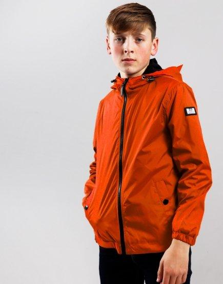 Weekend Offender Kids Technician Jacket Pumpkin