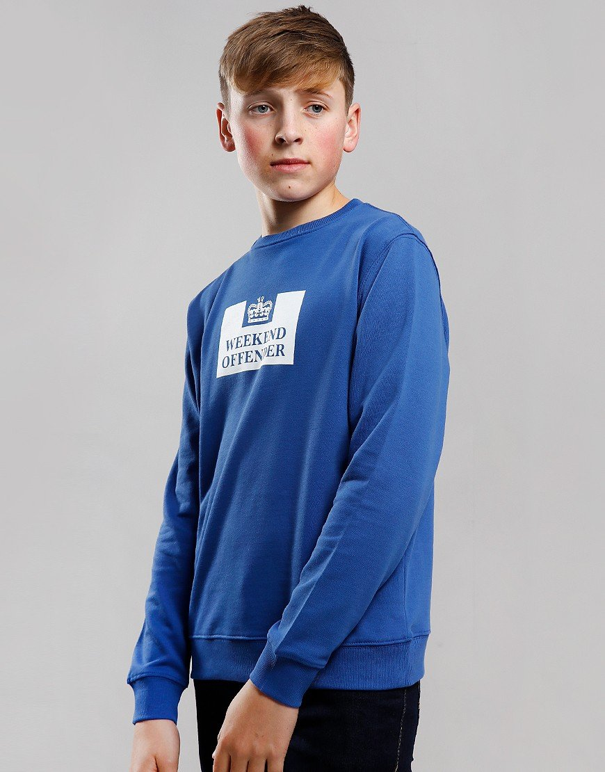 Weekend Offender Kids Penitentiary Sweat Reef