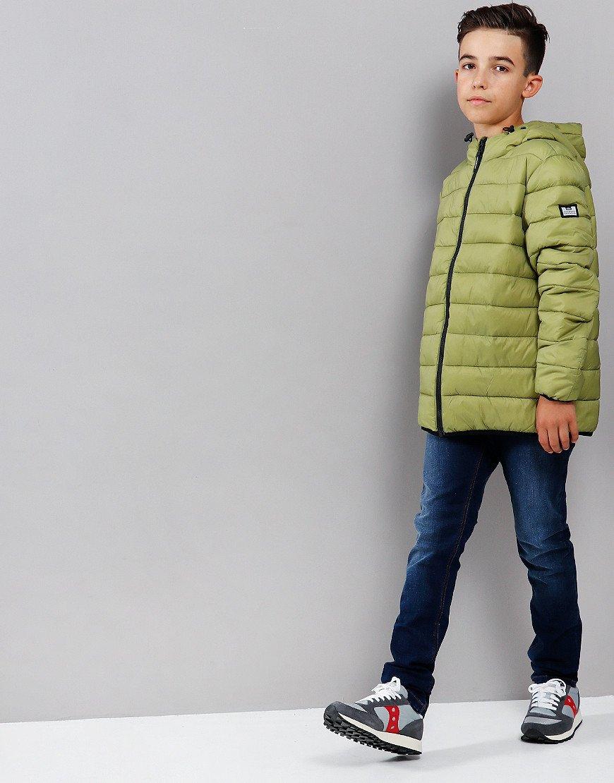 Weekend Offender Kids Frazier Jacket Nettle