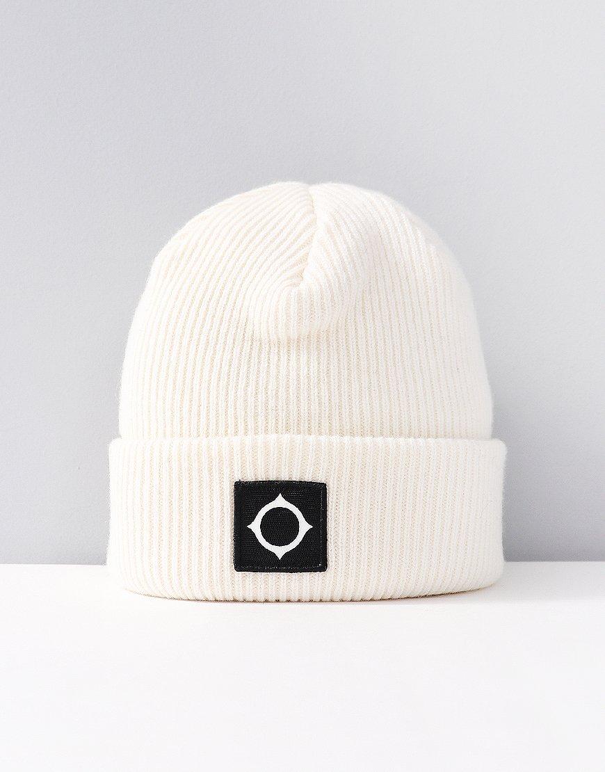 MA.Strum Merino Wool Icon Hat White