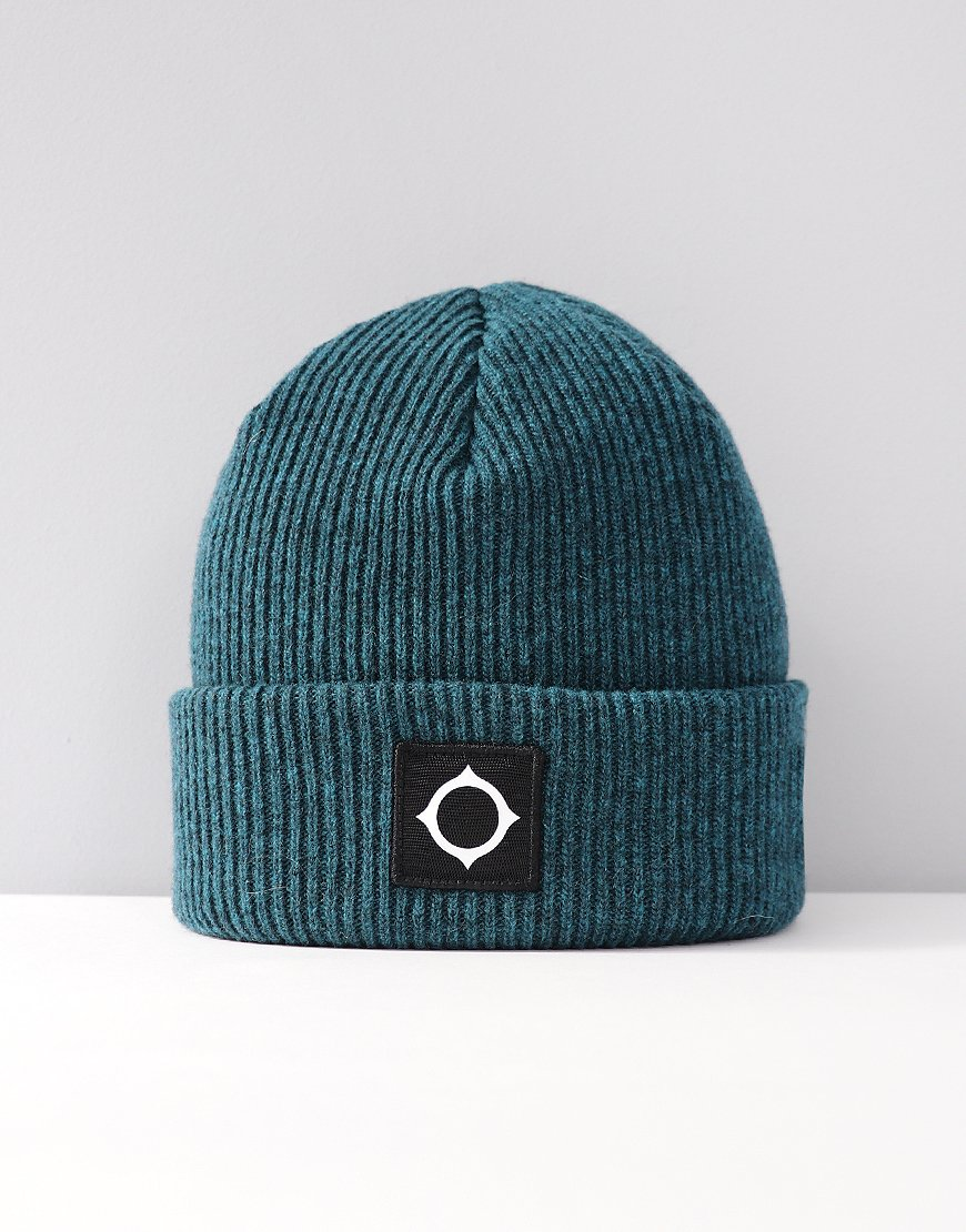 MA.Strum Merino Wool Icon Hat Petrol