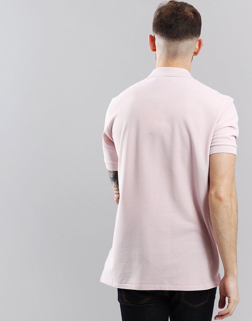 Paul Smith Zebra Logo Polo Shirt Pink - Terraces Menswear 5b27b6da1414