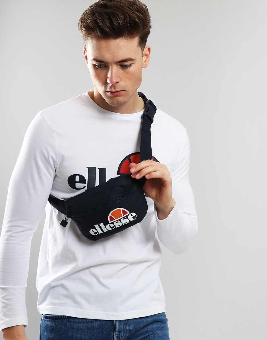 Ellesse Rosca Cross Hip Pack Navy