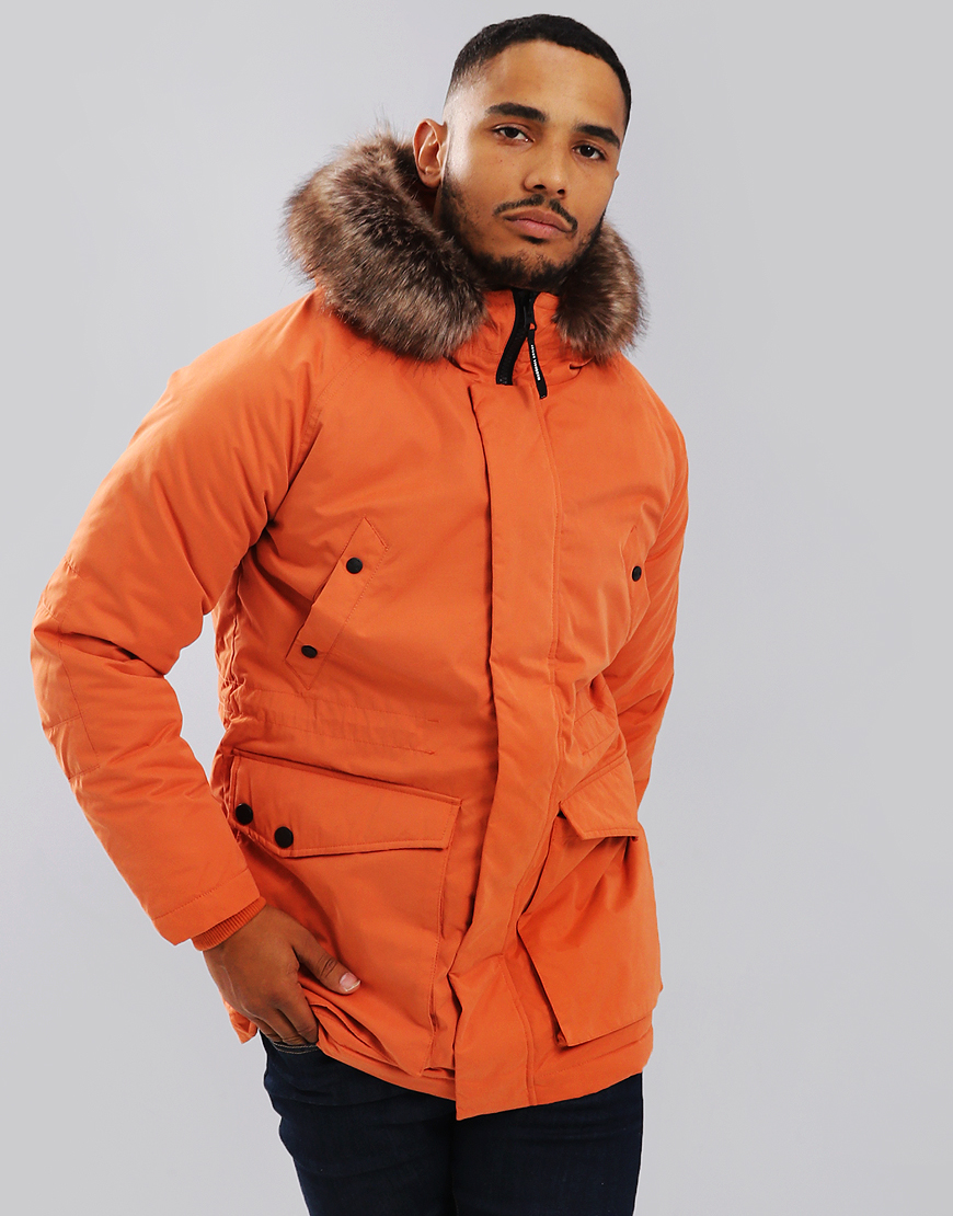 Marshall Artist Altitude Parka Burnt Orange