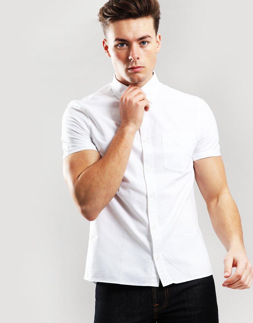 Aquascutum Bevan Shirt White