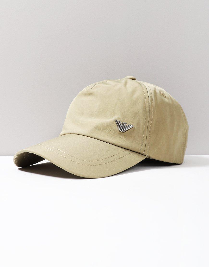 Emporio Armani Baseball Cap Khaki