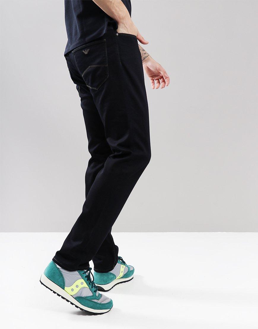 Emporio Armani J06 1D0PZ Slim Jeans Denim Blue