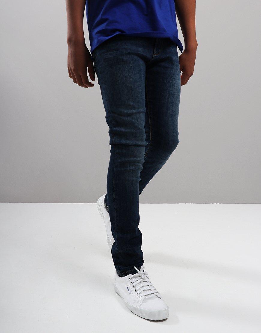 Armani Junior J06 Slim Fit Jeans Denim