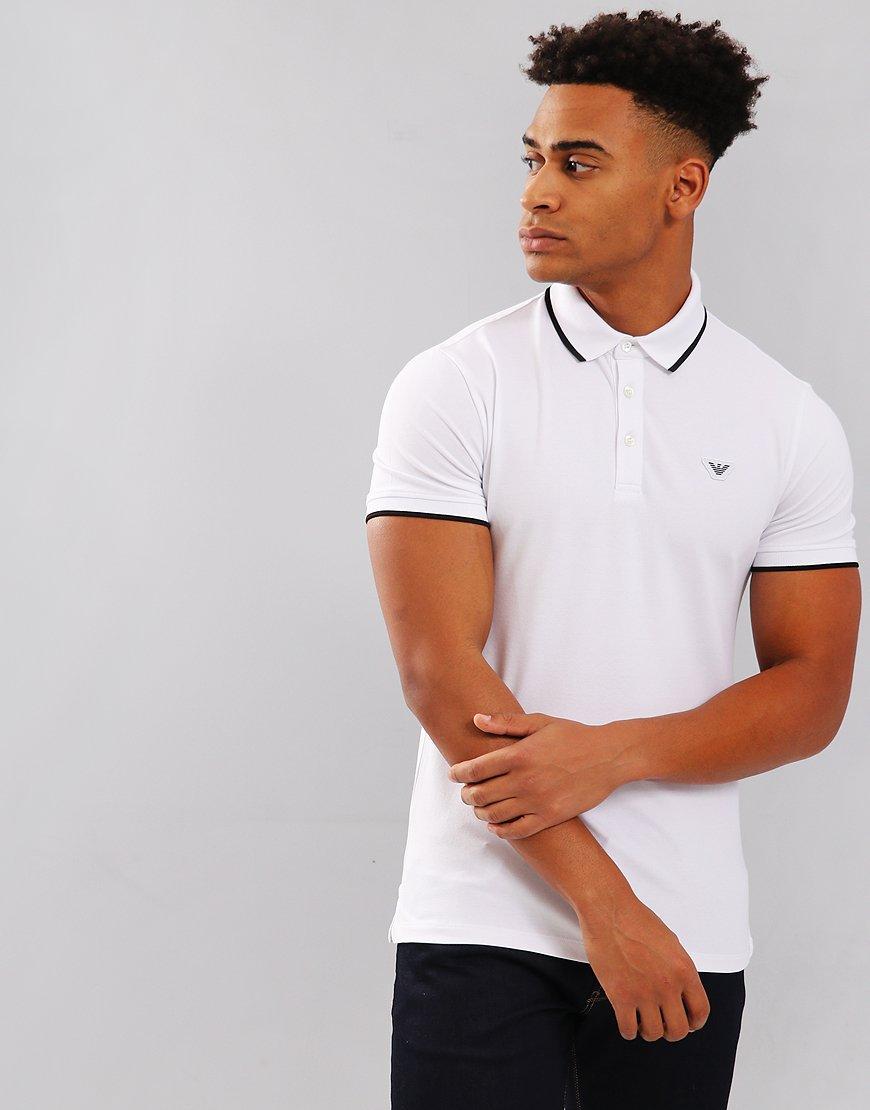 Emporio Armani Polo Shirt White