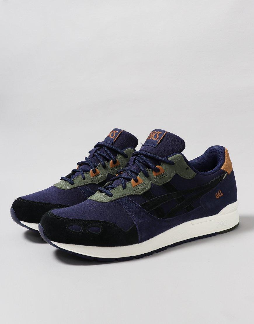ASICS Gel-Lyte GTX Sneakers Peacoat Black