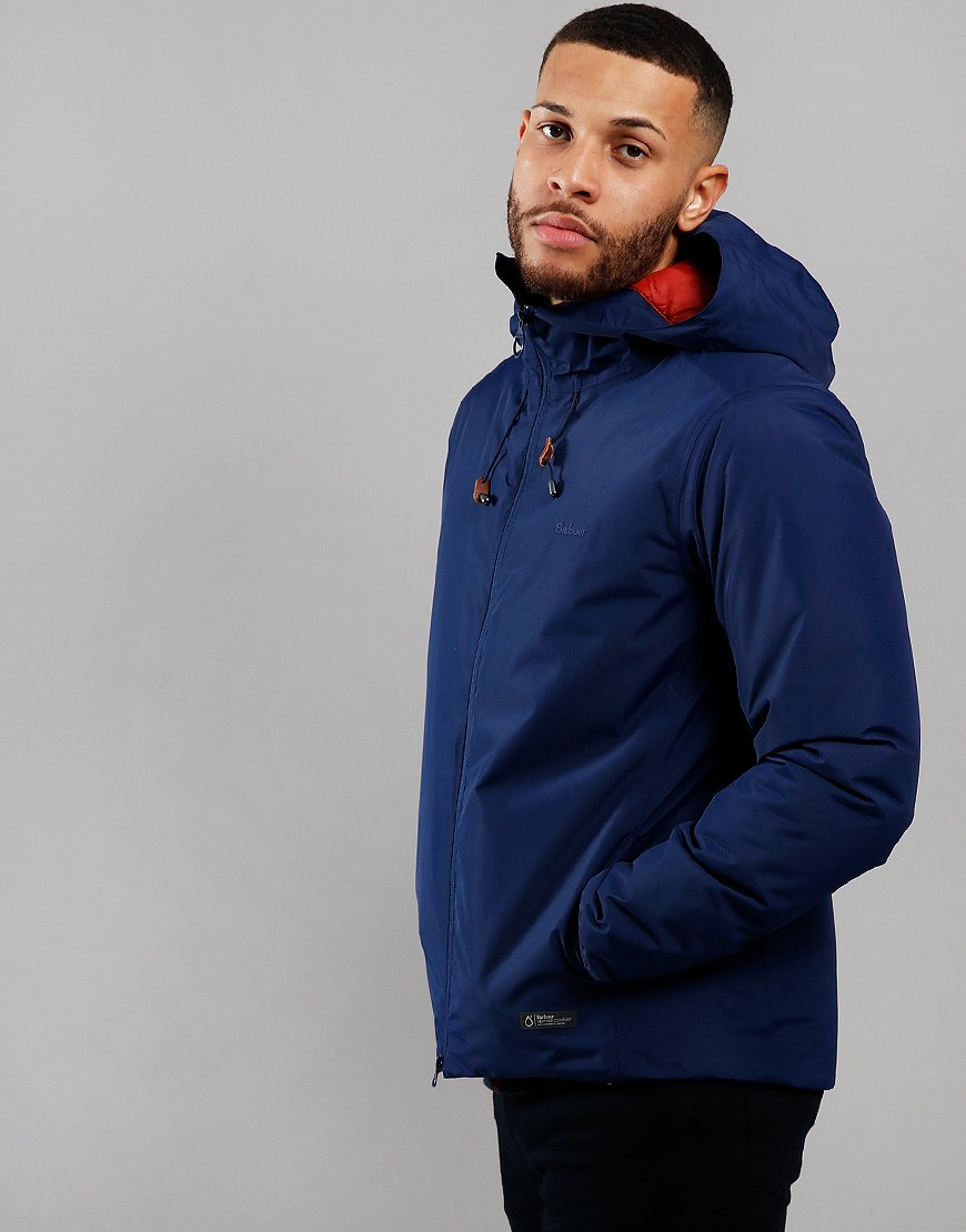 Barbour Allen Jacket  Regal Blue