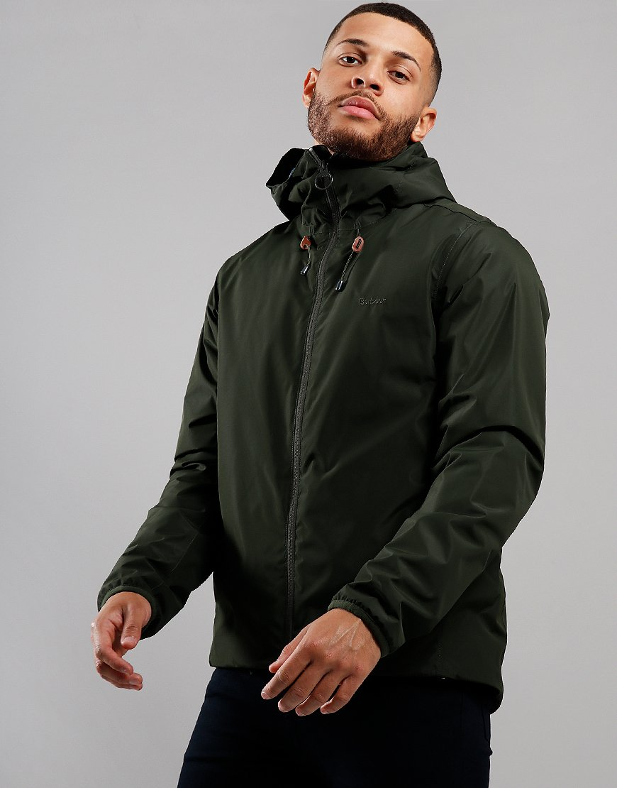 Barbour Allen Jacket  Sage