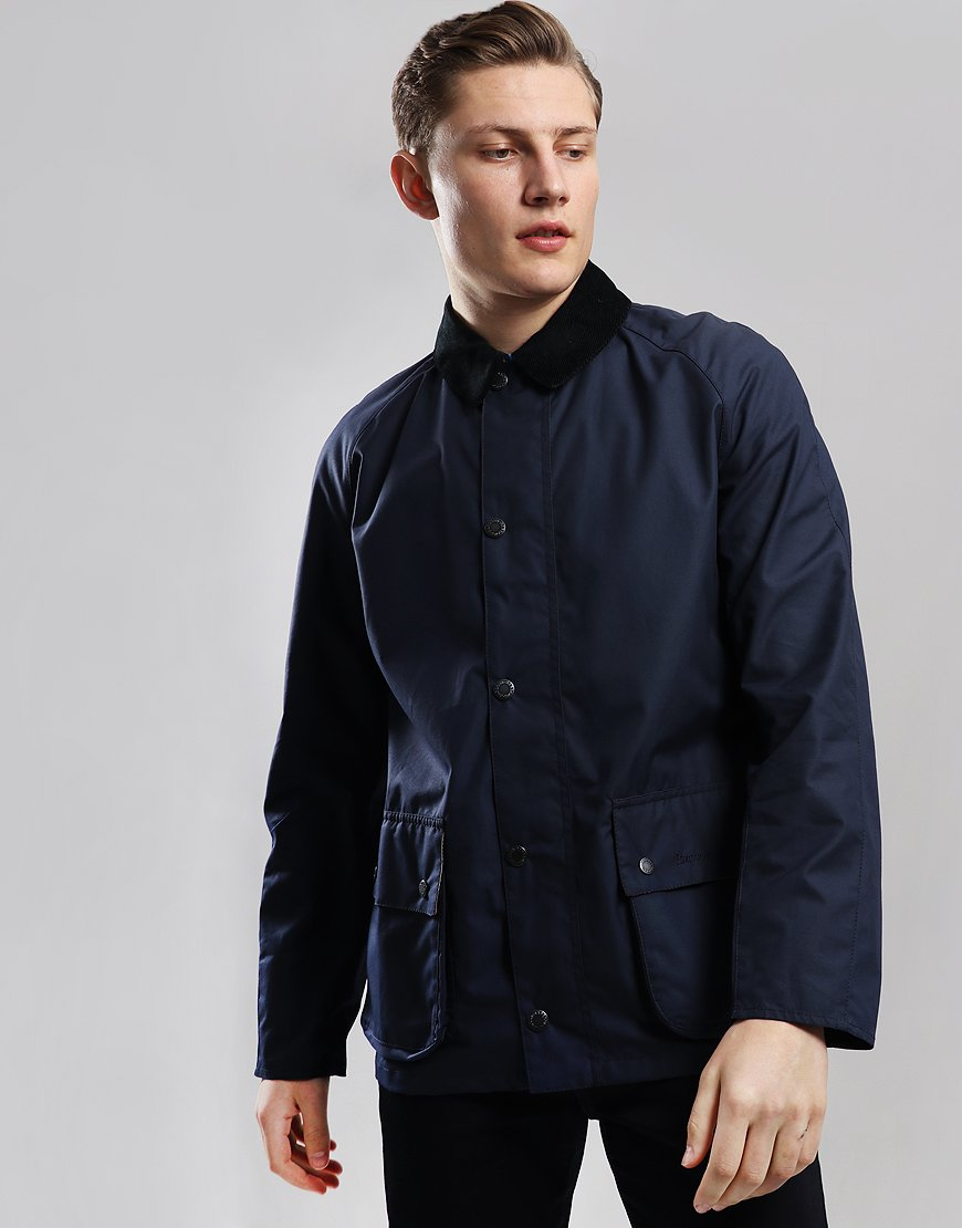 Barbour Awe Casual Jacket Navy
