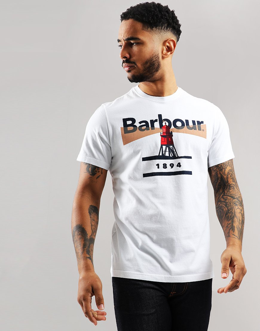 Barbour Beacon 94 T-Shirt White