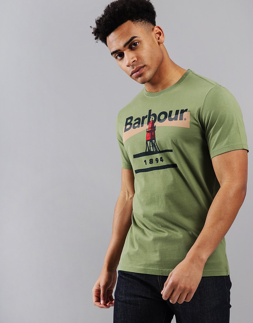 Barbour Beacon 94 T-Shirt Burnt Olive