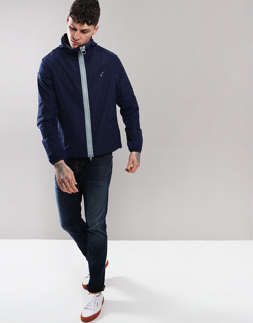 Barbour Beacon Col Casual Jacket Regal Blue