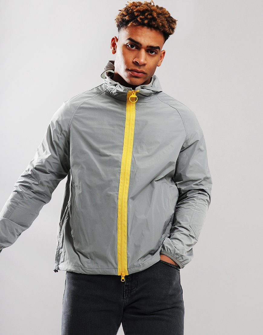 Barbour Beacon Col Casual Jacket Smoke