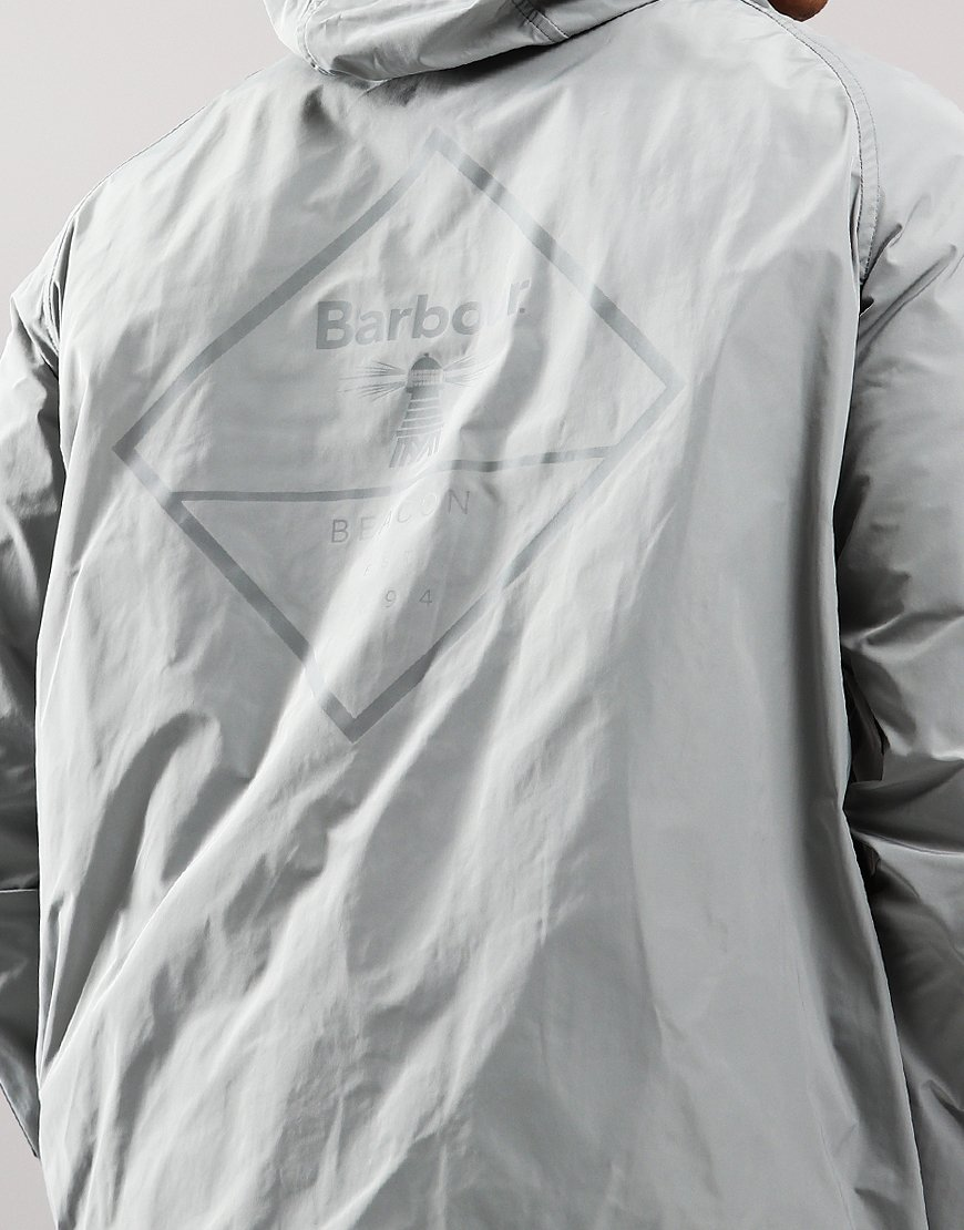 Barbour Beacon Col Casual Jacket Smoke