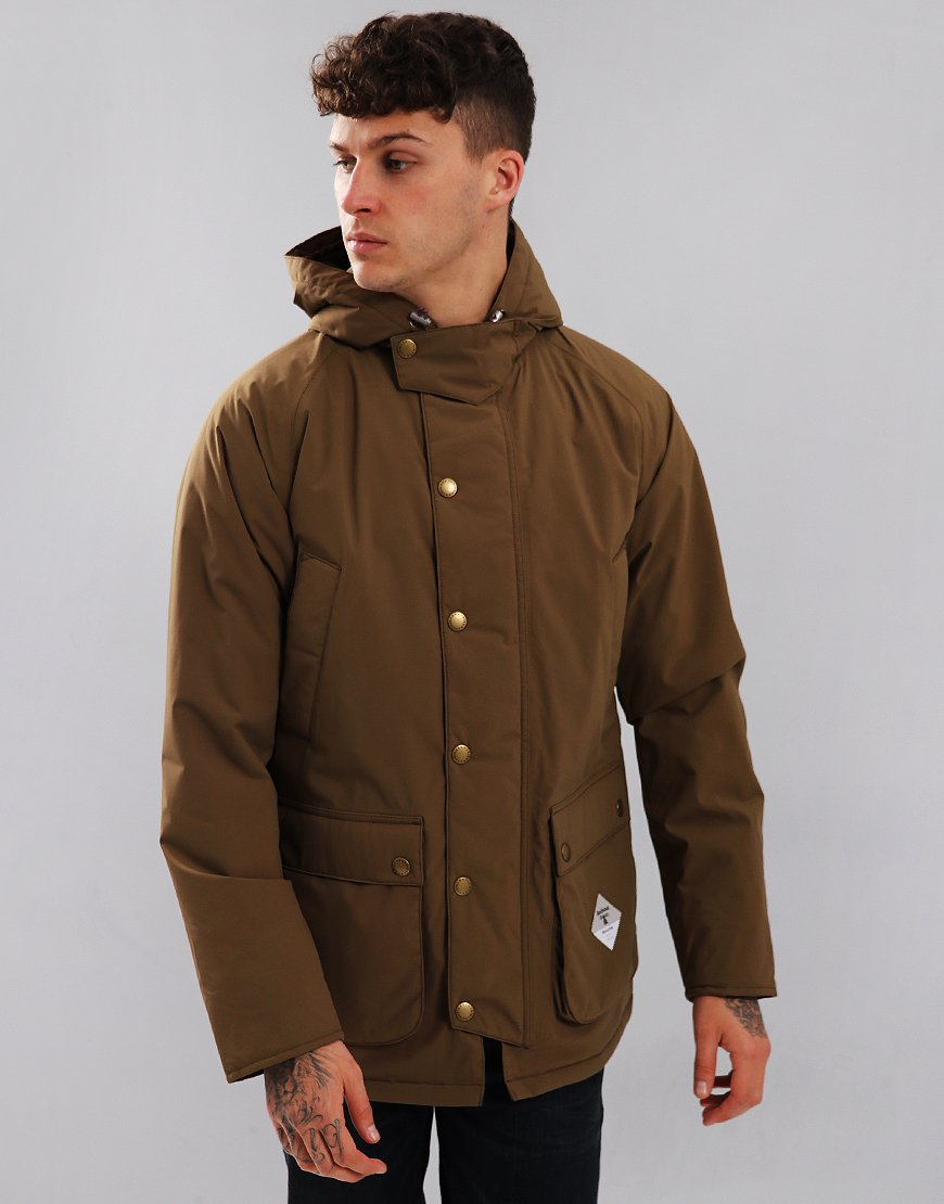 Barbour Beacon Fell Jacket Clay