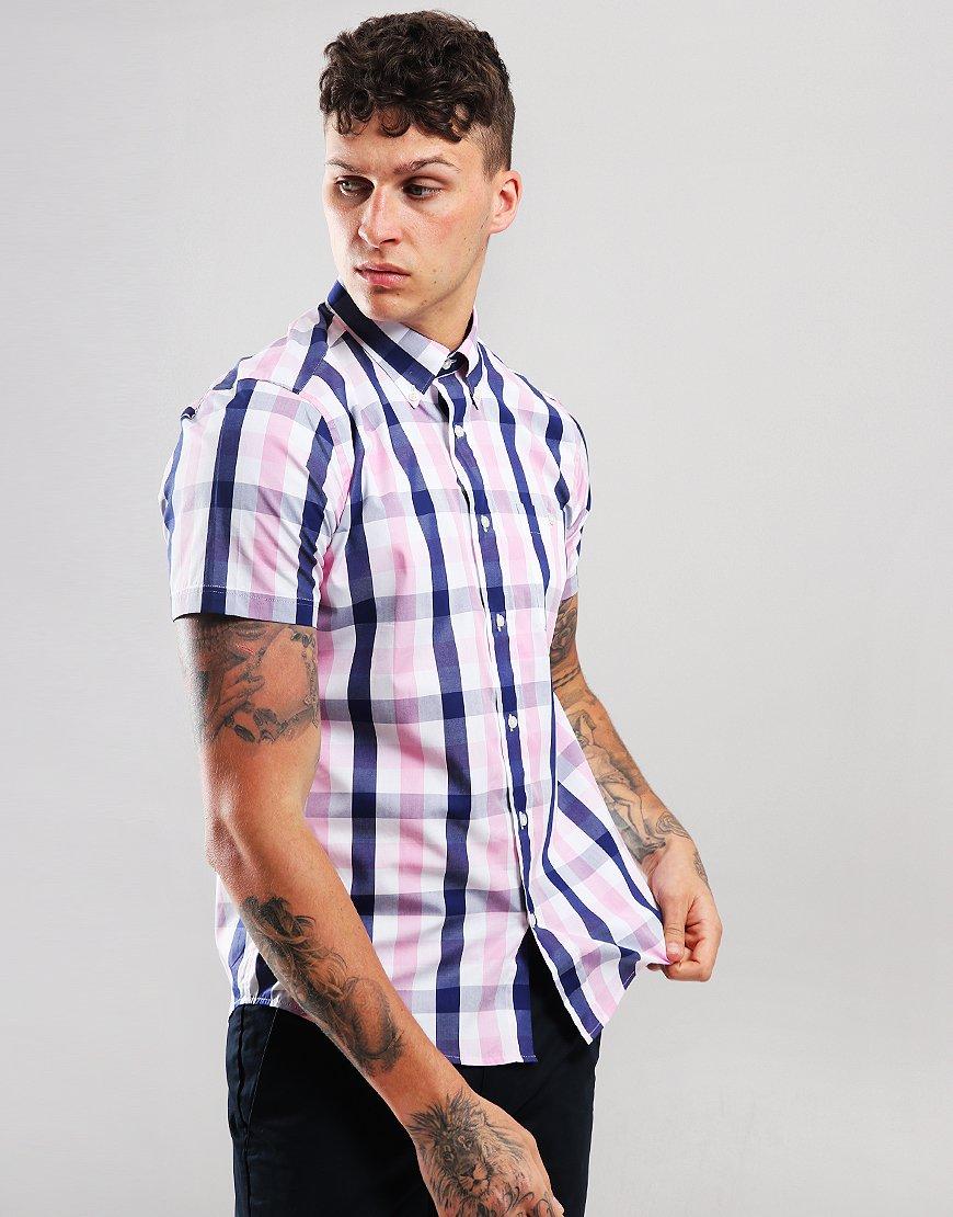 Barbour Beacon Frampton Shirt Fuschia