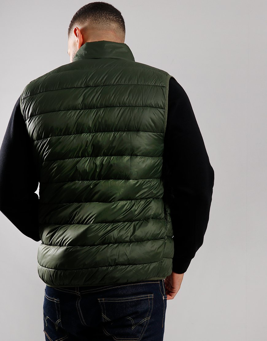 Barbour Beacon Harter Quilted Gilet Sage/Smoke