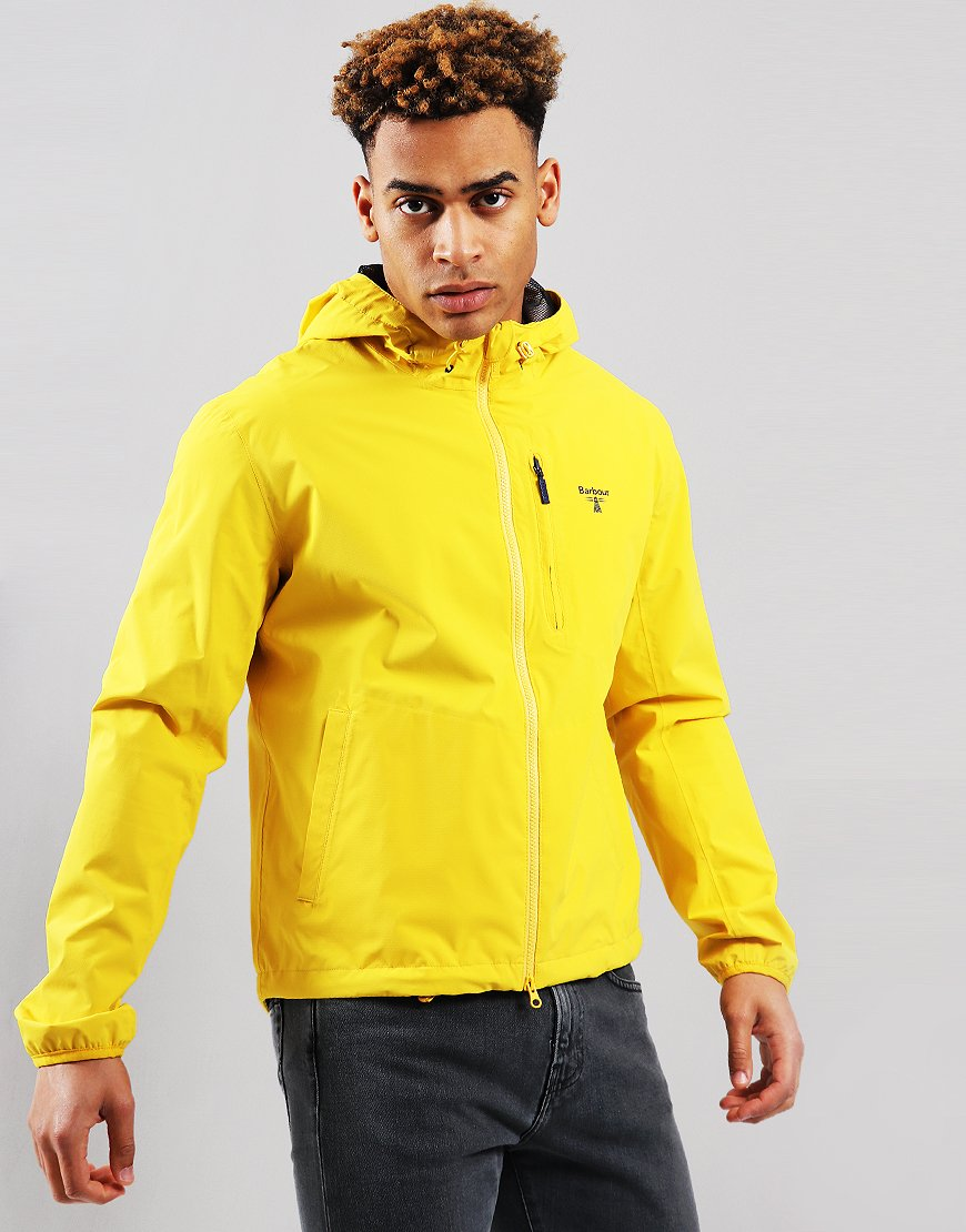 Barbour Beacon Lapse Jacket Sulphur