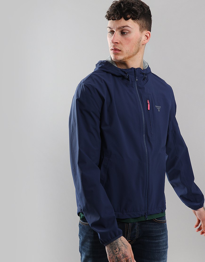 Barbour Beacon Lapse Jacket Regal Blue